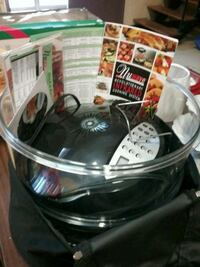New wave Infrared cooking system. negotiable for q Gardiner
