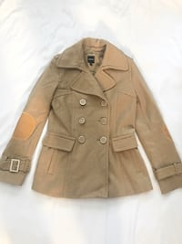 New! EXPRESS Pea coat. Size S Oxon Hill, 20745
