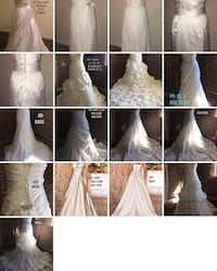 Wedding/Formal DRESS Inventory LOT.  SALE!