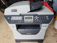 white and black Brother photocopier machine TAMPA