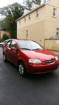 2006 Chevrolet Aveo LS Sedan Warrenton