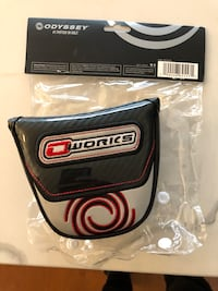 Odyssey O works putter cover new  Vaughan, L4H 1Y9
