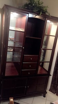 Cherrywood China Cabinet Glendale Heights, 60139