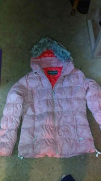 **Eddie Bauer** winter jacket w\ detachable hood Hilltop, 55421