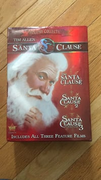 The Santa Clause box set Woodbridge, 22192