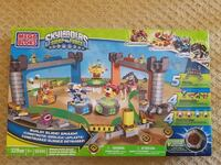Mega Bloks Skylander Battle Arena Super Set New Centreville, 20120