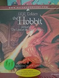 The Hobbit ( book on tape) Arbutus, 21227