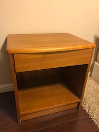 Nightstand w / drawer Montrose, 91020