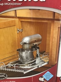 gray stand mixer box Alexandria, 22306