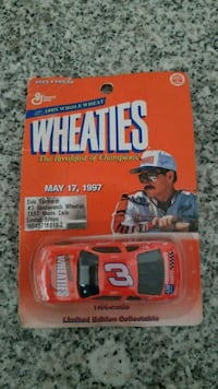 Dale Earnhardt miniature Wheaties car Louisville, 40228