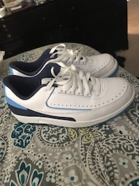 pair of white Nike Air Force 1 low Louisville, 40229