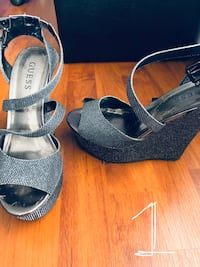Guess shoes size 7.5 Burnaby, V5G