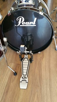 Pearl Drumset in PERFECT MINT CONDITION ***NEGOTIABLE*** Montréal, H9A