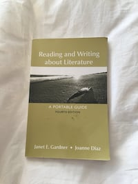 Reading And Writing about Literature  Calgary, T2J