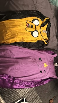 Adventure time night gowns size sm