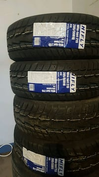 4x NEW 205/55R16 HI-FLY WINTER TIRES Free Delivery 724 km