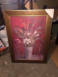 "Floral Painting 20% off "" Store Display "" (moving need to sale) Laval, H7W 1P2"