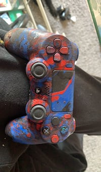 Hydro dip your controllers