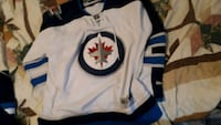 large jets mens Jersey and small blue jets authentic erseyj Winnipeg, R3E 2Z5