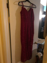 Brand new never worn Size 8 red dress Gaithersburg, 20879
