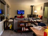 Penthouse Apt for rent 2BR 2BA with Deck Oakland, 94610
