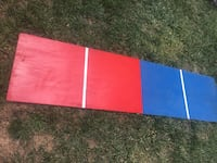 Folding Beer Pong Table