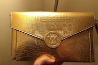 Brand new MK handbag nice deep golden color Lorton, 22079