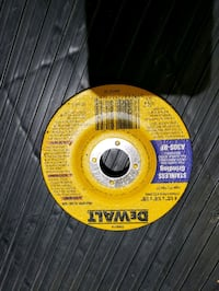 Dewalt grinding disk brand new 27 available  Brampton, L6R 0S5