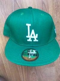 New era 59fifty lid Angeles fitted cap 7 3/8 Silver Spring, 20904