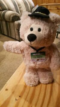 Menards teddy bear
