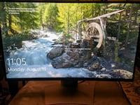 "Dell SE2716H 27"" Curved Monitor Full HD (1080p) 1920 x 1080 at 60 Hz  Fairfax, 22033"