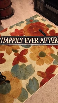 Happily Ever After Sign Ridgefield, 98642