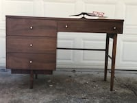 Mcm desk with matching chair River Forest