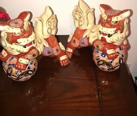 Chinese foo dogs  23 km