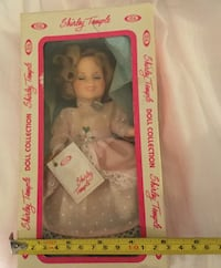 1986 Shirley temple doll collection ideal Little River, 29566