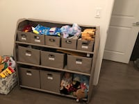 EXTREMELY EXCELLENT CONDITION BRAND NEW NeatFreak 11 Bin Organizer  Langley, V3A 1P7
