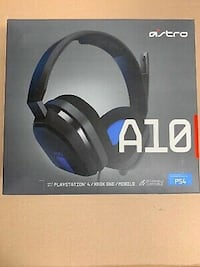Astro a10 headset  North Saanich, V8L 4T8