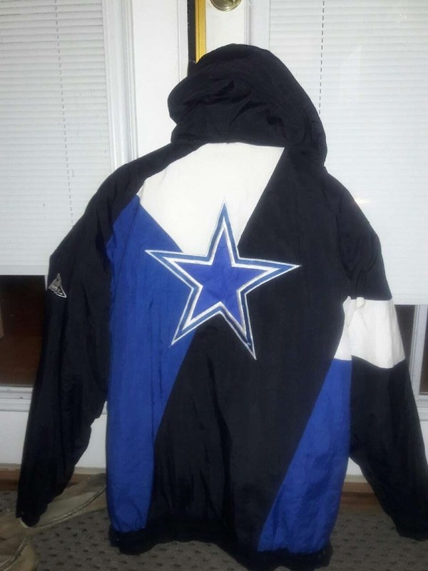 online store 3f87e 67ab7 Large Apex quality made Dallas Cowboys jacket wint