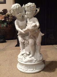 Porcelain statue of two Figurines  West Covina, 91791
