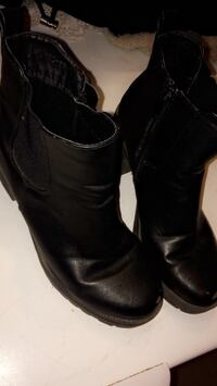 Bottines noir