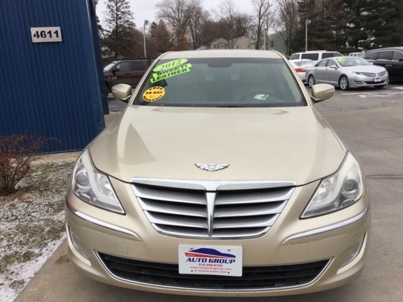 *Clean Carfax* 2012 Hyundai Genesis 4dr - GUARANTEED CREDIT APPROVAL 7
