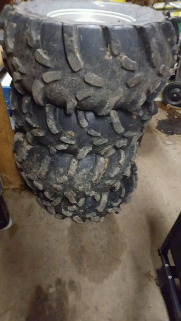 ATV  I.T.P LITE TIRES 4