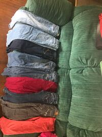 women's assorted clothes Charleston