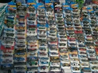 Hot Wheel collection $2 each Lowell, 72745