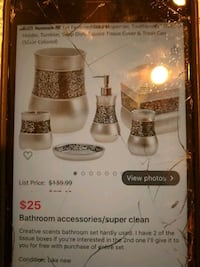 bathroom accessories Rockville