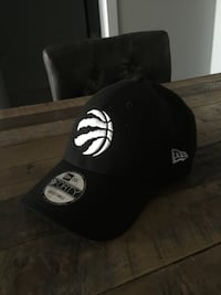 Toronto Raptors New Era Adjustable velcro hat Toronto, M3C