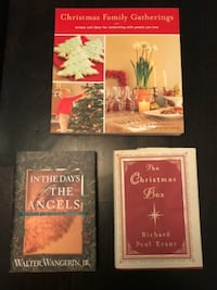 Christmas themed books