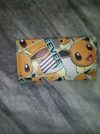 Evie Pokemon wallet.
