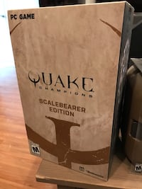 Quake Champions Scalebearer edition Lutherville Timonium, 21093