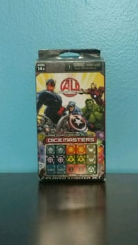 Marvel Age of Ultron Dice Masters Game Millersville, 21108
